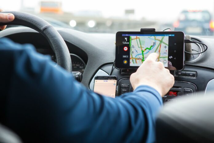 Track Your Car With a Smart Phone