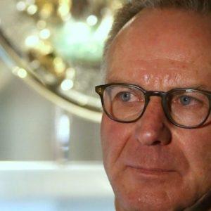 Karl-Heinz Rummenigge Net Worth of the football official