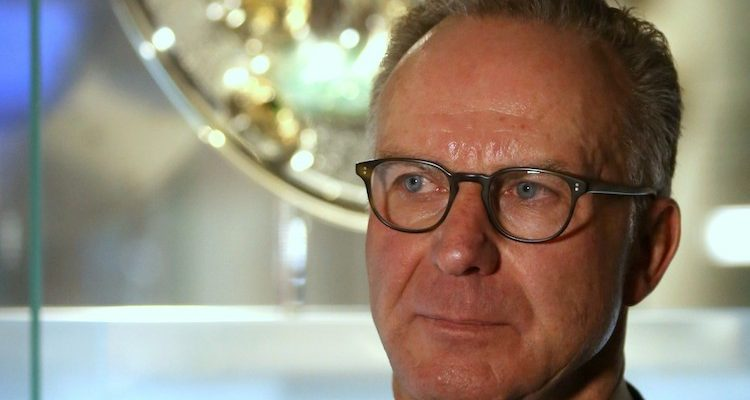 Karl-Heinz Rummenigge Net Worth of the football official